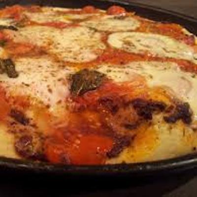 Σπιτική Πίτσα
