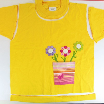 Κατσκευή Τσάντα από Μπλούζα