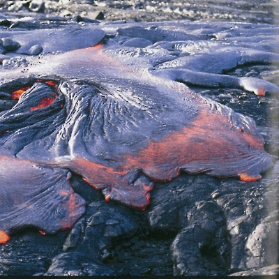 Παρουσίαση Ηφαίστεια, όταν η γη ξεφυσάει φωτιά