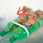 Κατασκευή για Παιχνίδια με Κούκλες στο Μπάνιο