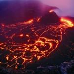 Παρουσίαση Ηφαίστεια, Όταν η γη ξεφυσάει φωτιά…