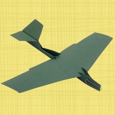 Κατασκευή Αεροπλανάκι που πετάει