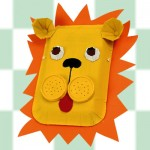 Αποκριάτικη Μάσκα Λιοντάρι