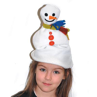 Σκουφί Χιονάνθρωπος