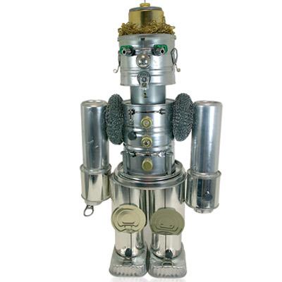 Κατασκευή Ρομπότ για Παιχνίδι