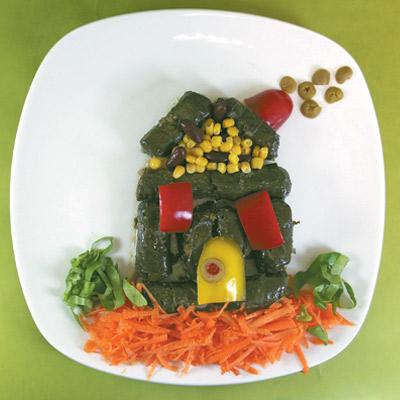 Συνταγή Νηστίσιμη με Ντολμαδάκια