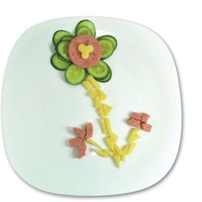Σνακ Ανοιξιάτικο Λουλούδι