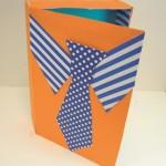 Κουτί Αποθήκευσης Γραβάτα για το Μπαμπά