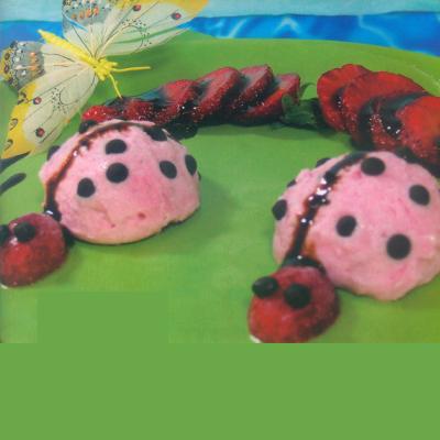 Παγωτό Φράουλα Πασχαλίστες