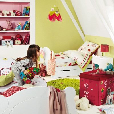 Διαμορφώστε το Παιδικό του Δωμάτιο