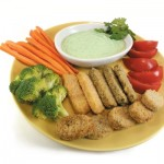 Ντιπ Πιπεριάς & Λαχανικά για Παιδιά