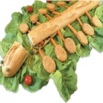 Συνταγή για Παιδιά με Λαχανικά σε Σχήμα Σαρανταποδαρούσα