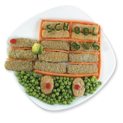 Συνταγή για Παιδιά, Σχολικό Λαχανικών