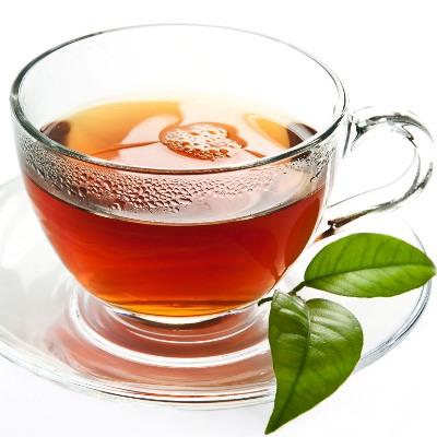 Τσάι με Σιρόπι Φράουλας