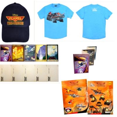 Κερδίστε Συλλεκτικά Δώρα από τη Ταινία της Disney Αεροπλάνα 2