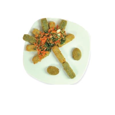 Στικς Λαχανικών σε Σήμα Δέντρου