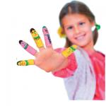 Δακτυλοκουκλάκια από … Γάντια  για Παιχνίδι