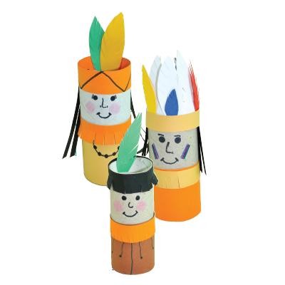 Κατασκευές από Ρολό για Παιδιά