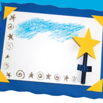 Μαγική Πρόσκληση για Παιδικό Πάρτι Γενεθλίων
