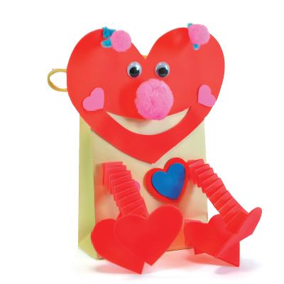 Δώρο Αγίου Βαλεντίνου ,Σακούλα με Καρδιές