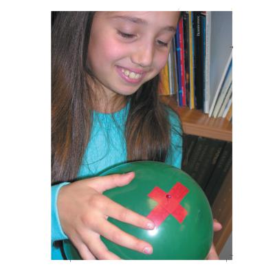 Κόλπο για Παιδιά Μπαλόνι... που δεν σκάει