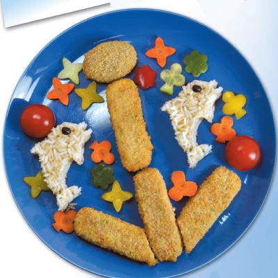 Λαχανικάμε ρύζι για παιδια