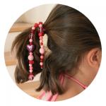 Εύκολη Κατασκευή για Κορίτσια Κοκαλάκι για τα Μαλλιά