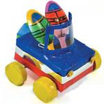 Κατασκευή για αγόρια Αυτοκινητάκι