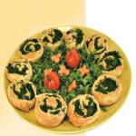 Συνταγή Ρολάκια με Σπανάκι