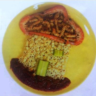 Συνταγή Ζυμαρικό με γαρίδες