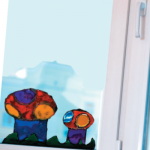 Κατασκευή Βιτρό για το παιδικό δωμάτιο