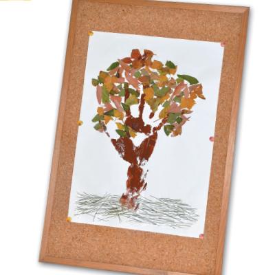 Κατασκευή Δέντρο με ξερά φύλλα