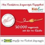 Η ΙΚΕΑ στηρίζει την Παιδική Δημιουργία