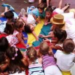 Παιδιά & Γονείς διασκέδασαν στο Παιχνιδοπάρτι του AthensHeart Mall