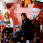 "PLAYMOBIL play & give: Παρουσίαση του Παραμυθιού  ""Η πιο ωραία δουλειά του κόσμου'"