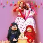 """Κουκλοθέατρο για Παιδιά """"Η Δόνα Τερηδόνα και το Μυστικό της Γαμήλιας Τούρτας"""""""