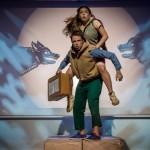 Το Αγόρι με τη Βαλίτσα, στο θέατρο Κάππα