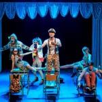 """""""Ιστορίες Άνω Κάτω"""" στο θέατρο Τζένη Καρέζη"""