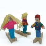 Παιχνίδια από Μανταλάκια για Κορίτσια