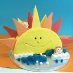 Τούρτα Γενεθλίων Ήλιος