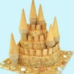 Τούρτα Κάστρο για το Πάρτυ Γενεθλίων
