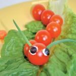 Σνακ Ντομάτας για Παιδιά
