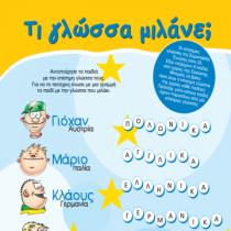 Τι Γλώσσα Μιλάνε τα Παιδιά;