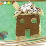 Σοκολατένιο Σπίτι για Πρωινό