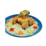Συνταγή Ρύζι με Λαχανικά για Παιδιά