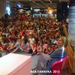 Η Κάρμεν Ρουγγερη με τη Γιορτή Παραμυθιού στα ΙΚΕΑ Θεσσαλονίκης