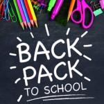 Back Pack Τo School με Πολλές Δραστηριότητες στο ATHENS METRO MALL!
