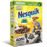 O Kόσμος των δεινοσαύρων ζωντανεύει μέσα από τα παιδικά δημητριακά ολικής άλεσης της Nestlé!